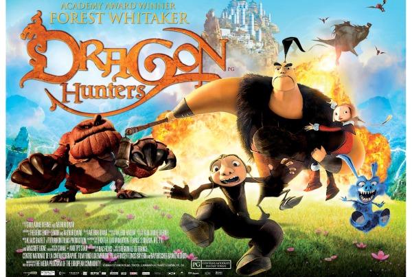 Dragon Hunters - Poster