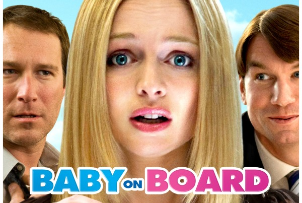 Baby on Board Film Poster
