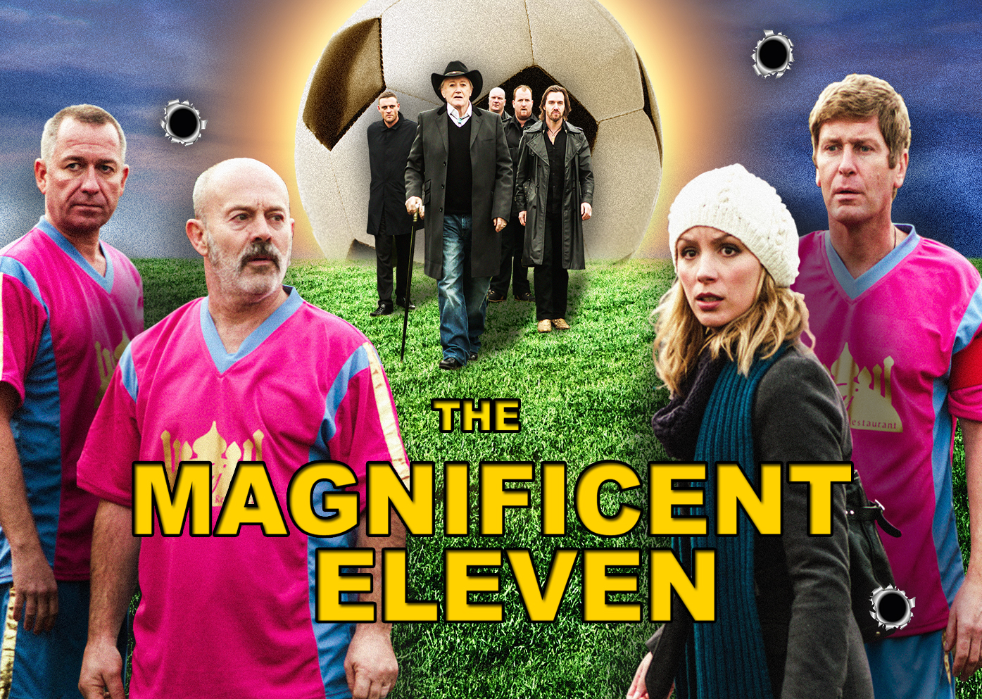 The Magnificent Eleven Film poster