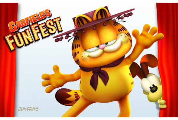 Garfield's Fun Fest Movie