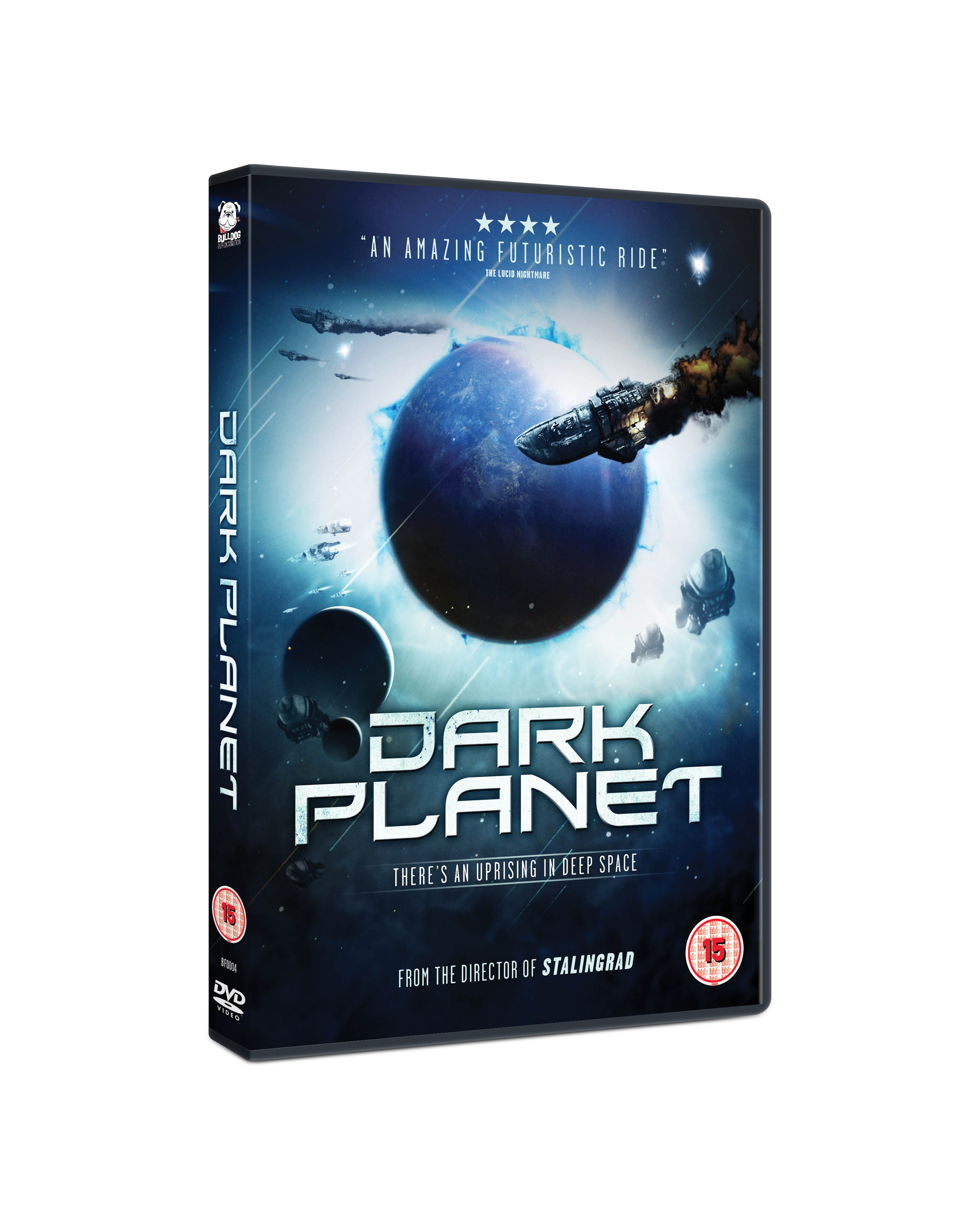 Dark Planet DVD - The Inhabited Island