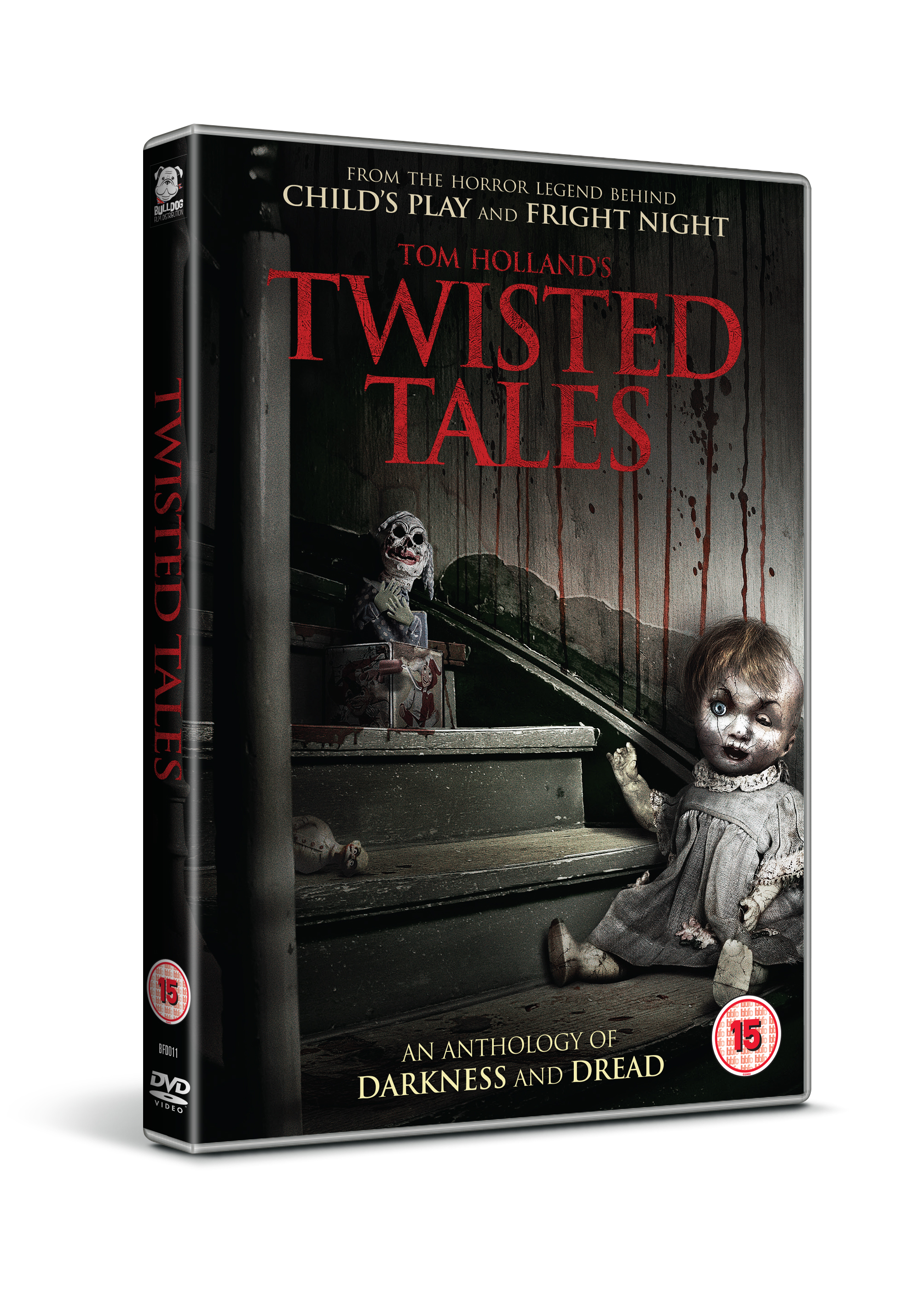 Twisted Tales DVD