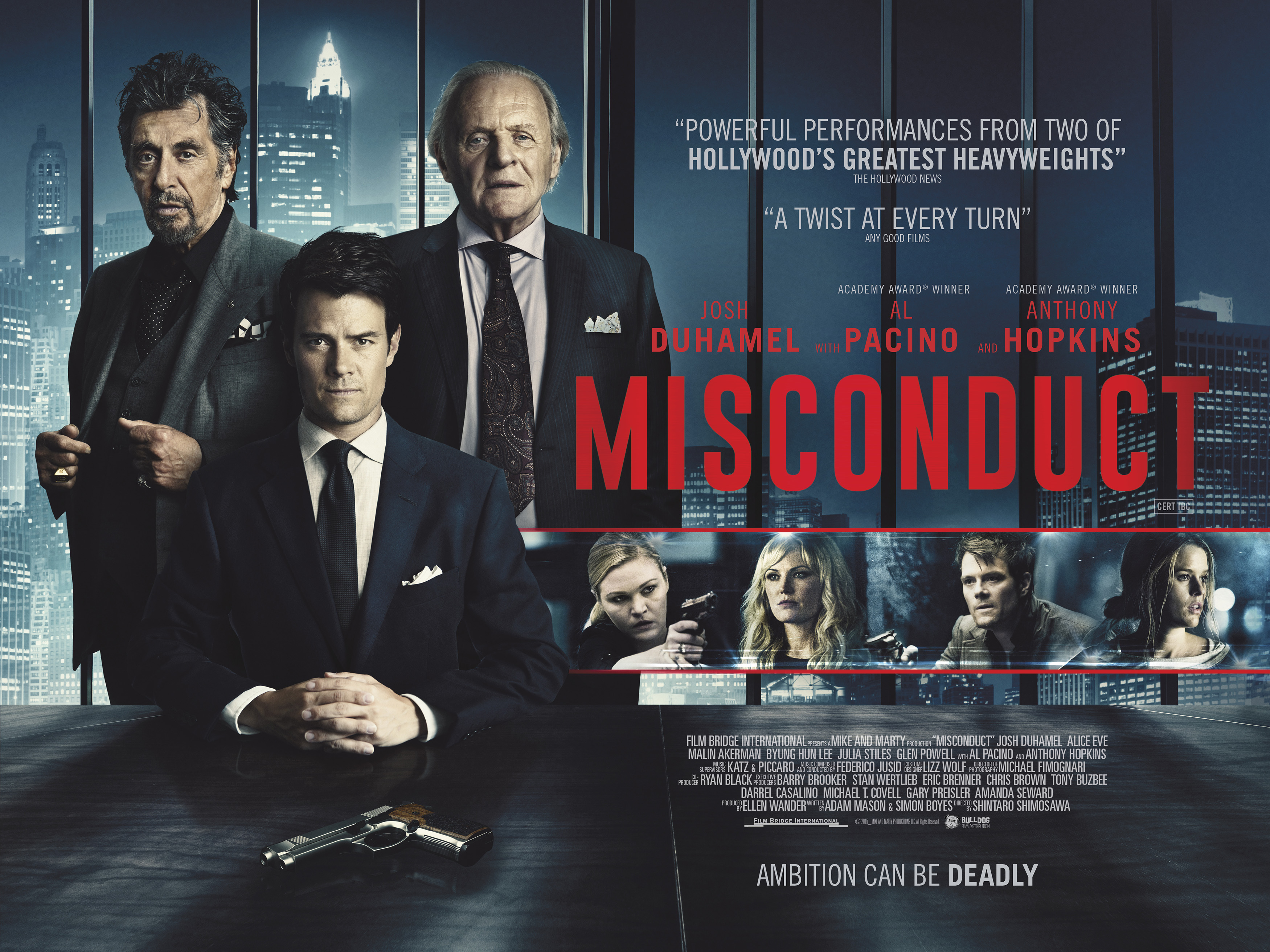 Misconduct Film