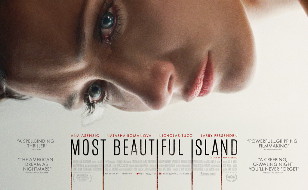 "Most Beautiful Island"" DVD & Digital release this February"